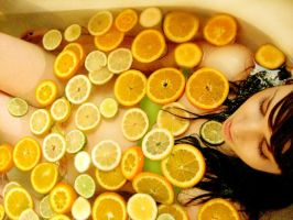 Citrus Soak by Starfishinablender