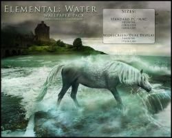 Elemental:Water-Wallpaper Pack by arrsistable