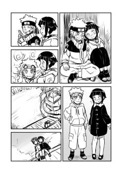 Naruhina: Turning To That Day Pg9 by bluedragonfan
