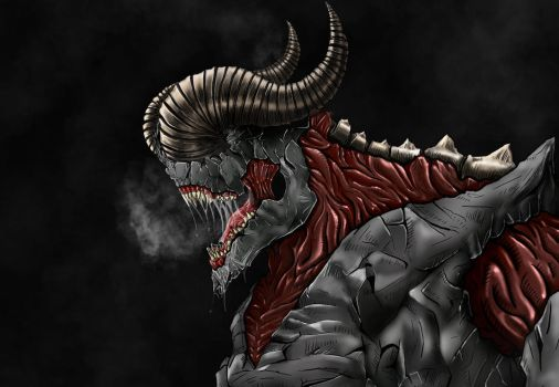Demon Horneyes by alexhp25
