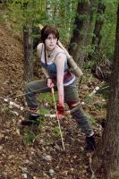 Tomb Raider: Reborn Cosplay by Jane-Po