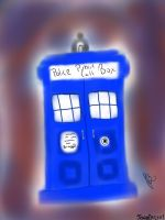 The Tardis (Doctor Who) by Jessica042301