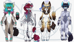 Tribal.Adopt.AUCTION::..+CLOSED by Uriko44