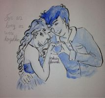 Valentines 2014: Percabeth by Seabit