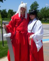 JAFAX 15: inuyasha couple by bluefireuchiha