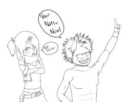 Your Natsu Now :D by amy23000