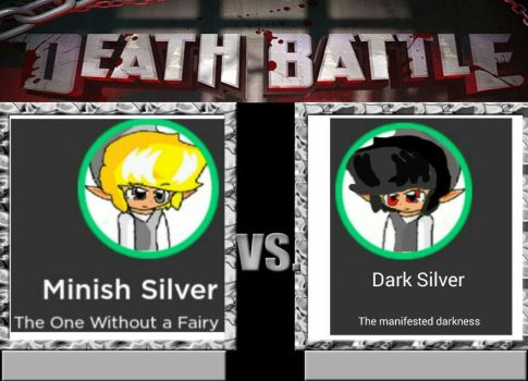 Death Battle #2 by the-silver-hero