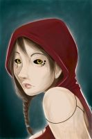 Little Red Riding Hood by SoLaNgE-scf