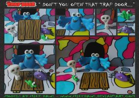 Trap Door 2011 by mikedaws