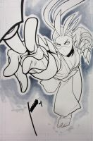 Ibuki Commission SDCC'14 by edwinhuang