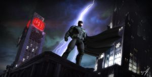 Batman The Arkham Series II by brinx-II