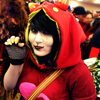 God Tier Nepeta Cosplay by MoggieDelight