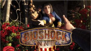 Bioshock Infinite by JoeAllen32