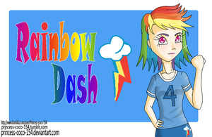 Rainbow dash by Princess-CoCo-154