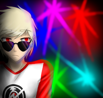 Rave Dave by Sauriv