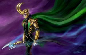 LOKI 8U by slifertheskydragon