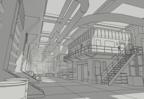 more sketchup by DylanTeague