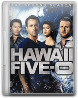Hawaii Five-0 - Season 2 by Movie-Folder-Maker