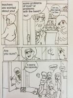 One direction comics 2 by laura22elle
