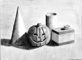 Holiday Still Life by midni6htf4iry