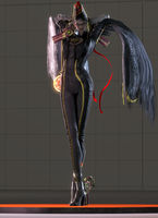 Umbra Witch Bayonetta V2 by Yare-Yare-Dong