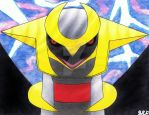 Giratina rules all! by TheRandomGirlXD