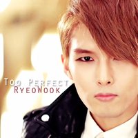Too Perfect RyeoWook by KevinRocks