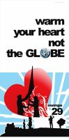 warm your heart not the globe by ayom52