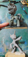 WIP Round UP 14/6/14 by frozenpyro71