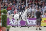 3DE Show Jumping Phase Stock 72 by LuDa-Stock