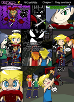 Onlyne Z: chap.1 they are back 9 by BiPinkBunny