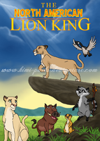 The -NORTH AMERICAN- Lion King by Kimi-Parks