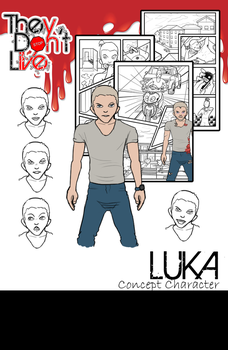 They Don't Live Concept Luka by Sig17gm