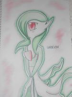 gardevoir by mYuAm