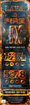 Fire and Lava Photoshop Layer Styles Set by Giallo86