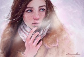 Winter, verse 2 by imorawetz