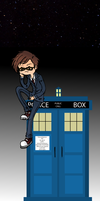 Tardis Time :D by xFannyx