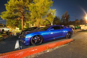 camaro night by SurfaceNick