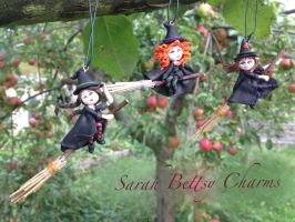 Trainee clay witches by b3ttsy