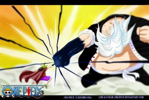 OP Ch 716 Luffy Vs Don Chinjao by DrLinuX