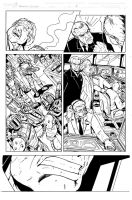 Grimlock page 03 inks by MarceloMatere