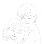 Bedheads Prelim (gift peek for =fablespinner) by CynFinnegan