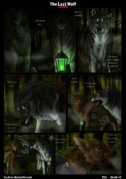 The Last Wolf page 25 by CasArtss