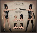 RenderStock Female 01 by Neyjour