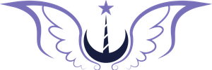New Lunar Republic Emblem [VIP] by Emkay-MLP