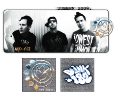 blink-182 2009 Signature by mario-182
