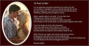 A Part of Me by VisualPoetress