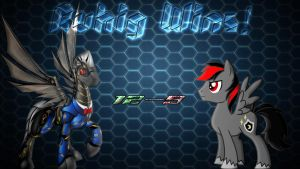 Pony Kombat New Blood 4 Round 1, Battle 11 Result by Macgrubor
