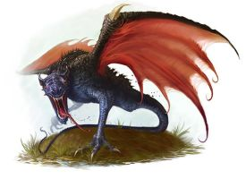 Shantak by ScottPurdy