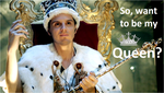 Moriarty's Queen Valentine by lizzyc7